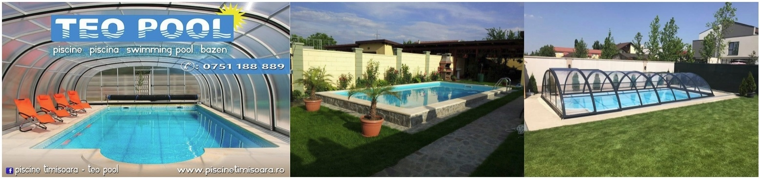Constructii Piscine Timisoara