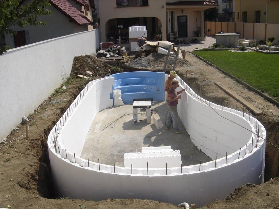 Constructii Piscine Satu Mare