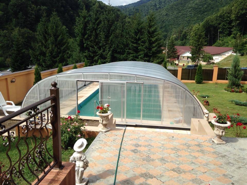Constructii piscine si saune Bucuresti