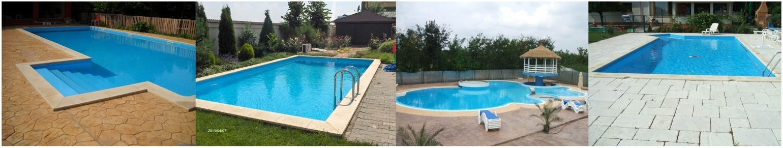 Constructii piscine si saune sector 6